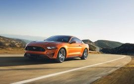 WALLPAPERS HD: Ford Mustang GT