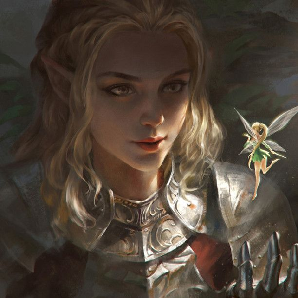 female fantasy stories