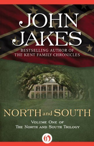NORTH AND SOUTH (North and South Trilogy) by John Jakes - http://www.amazon.com/gp/product/B008DMUQVK/ref=cm_sw_r_pi_alp_i6K1qb1488TFP