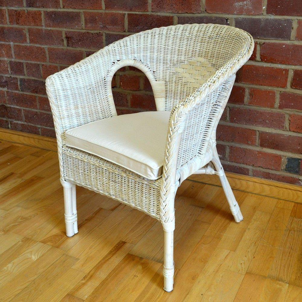 78+ White Wicker Bedroom Chair Interior Design Ideas for