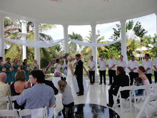 Wedding Ceremony Location Melia Caribe Tropical