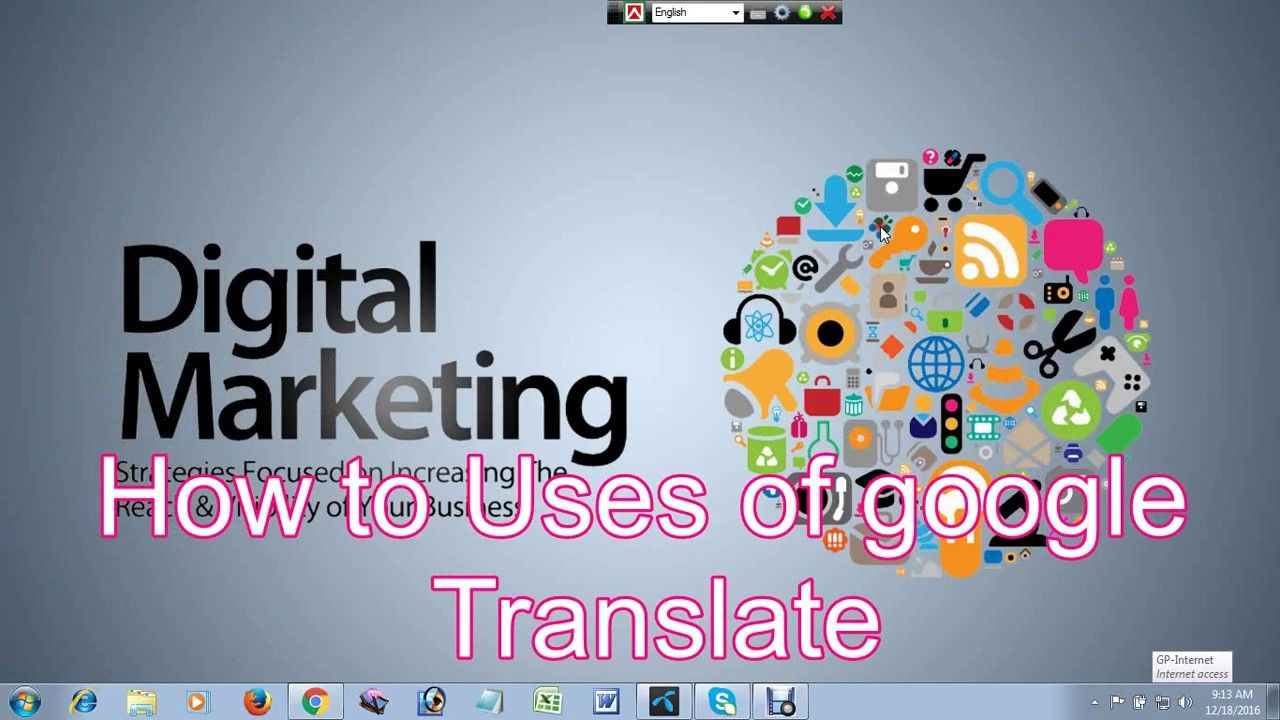 How To Uses Of Google Translate So Digital Marketing Is A Very Very Import Best Digital Marketing Company Digital Marketing Company Digital Marketing Strategy