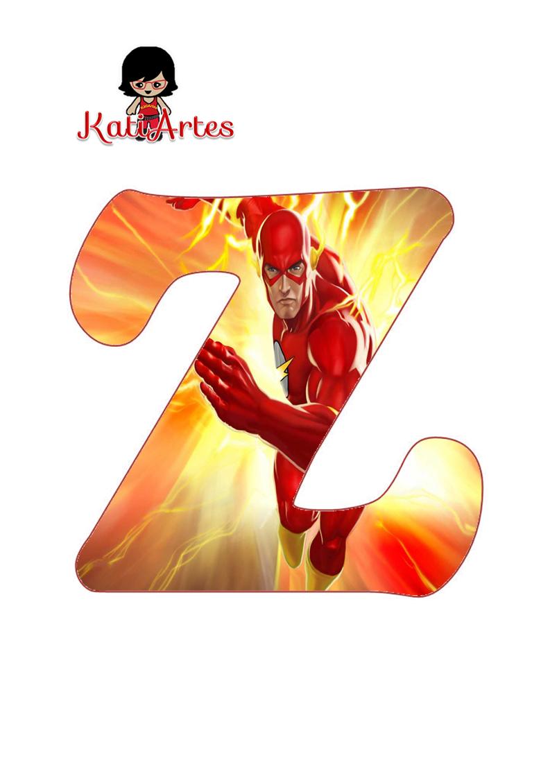 Flash Free Alphabet 026 Png 793 1096 The Flash Season Flash The Flash