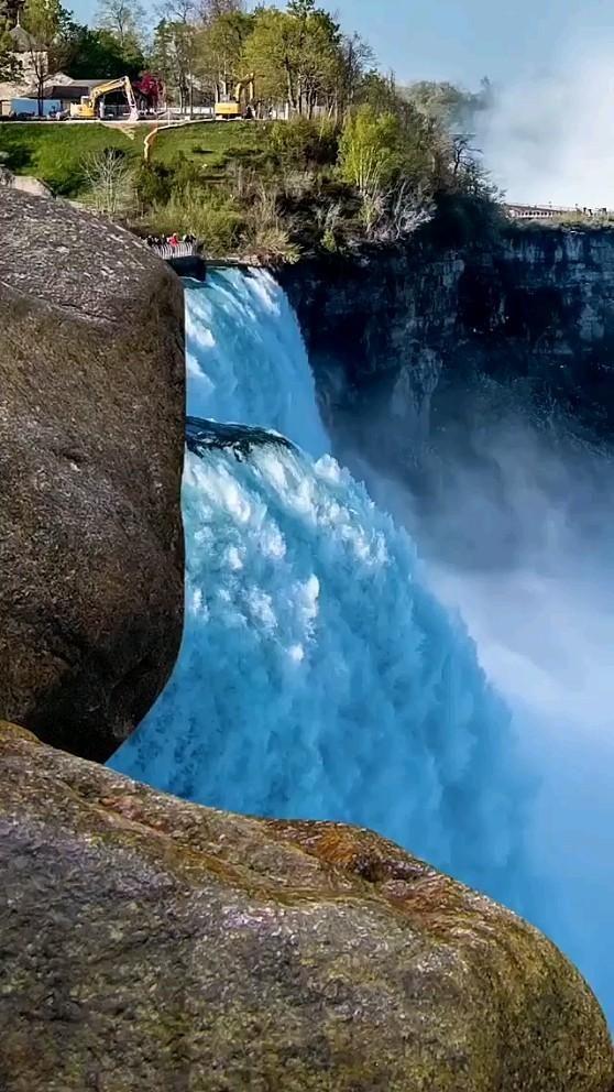 Amazing Waterfall View 😍