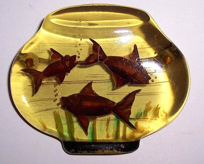 Three little fishies fabulous bakelite learn about your