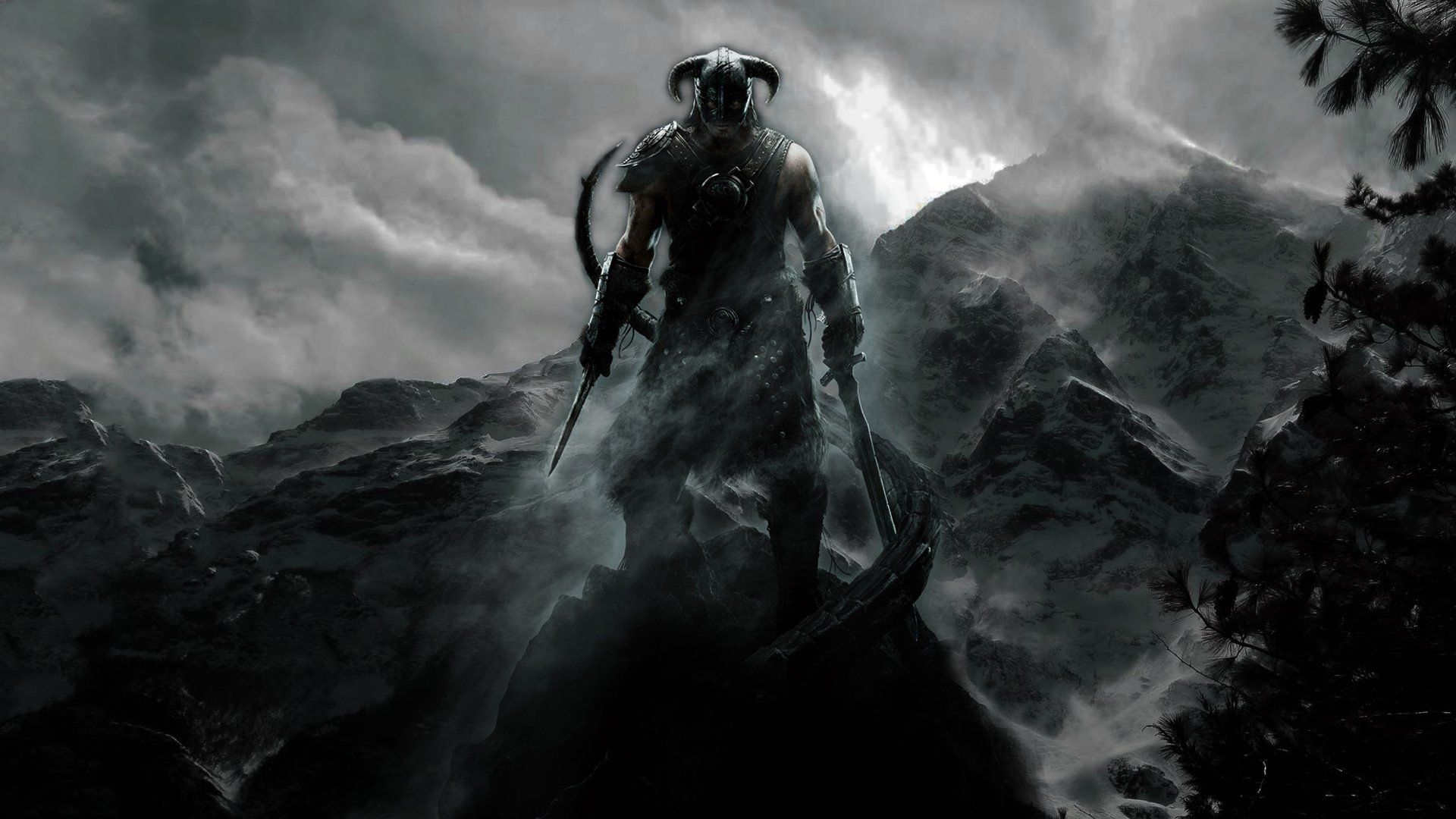 skyrim dragonborn mage desktop wallpapergrambocrackah on | hd