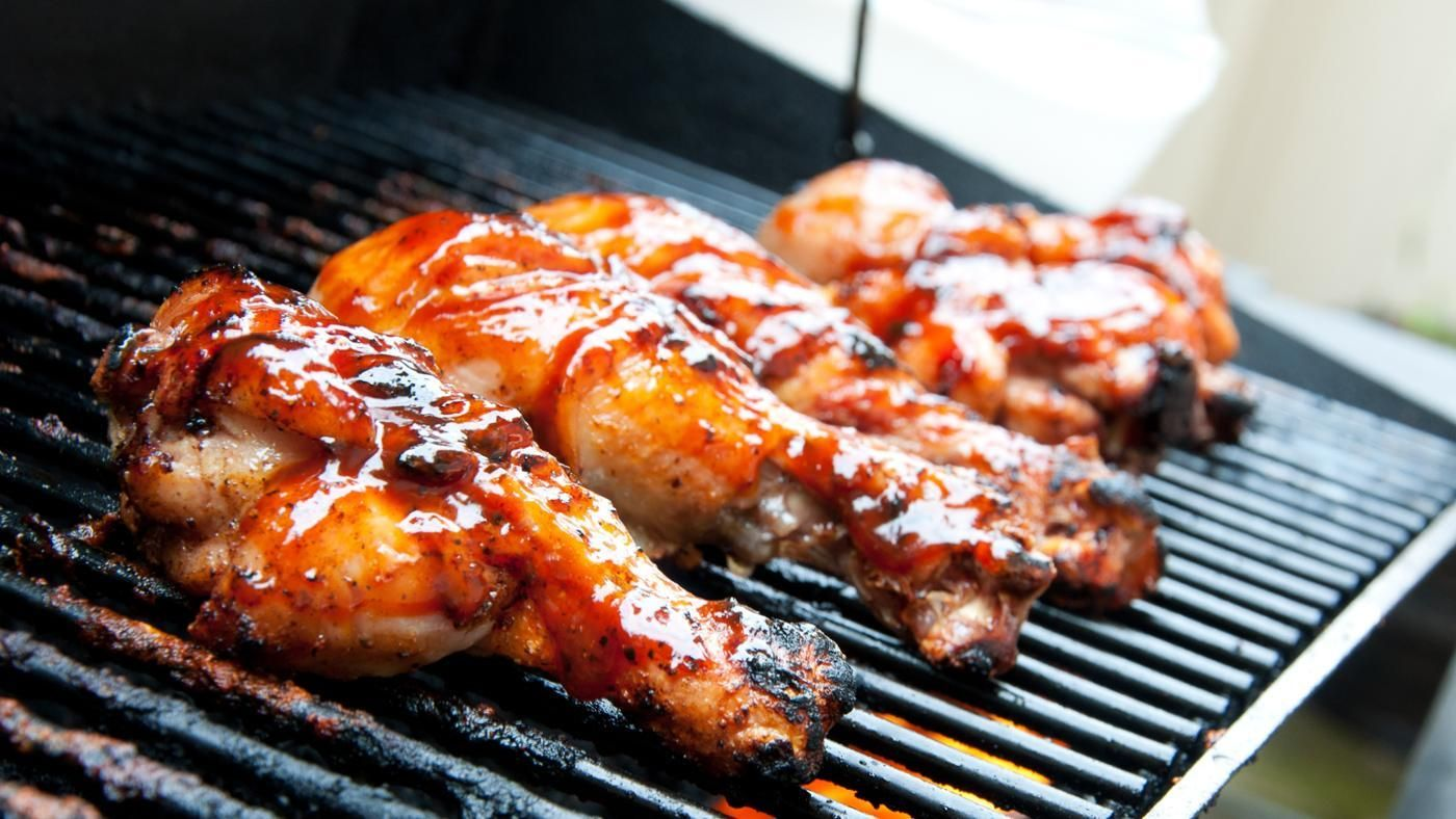 How Long Do You Boil Chicken Before Grilling Bbq Chicken Recipes Healthy Grilling Recipes Grilled Meat Recipes