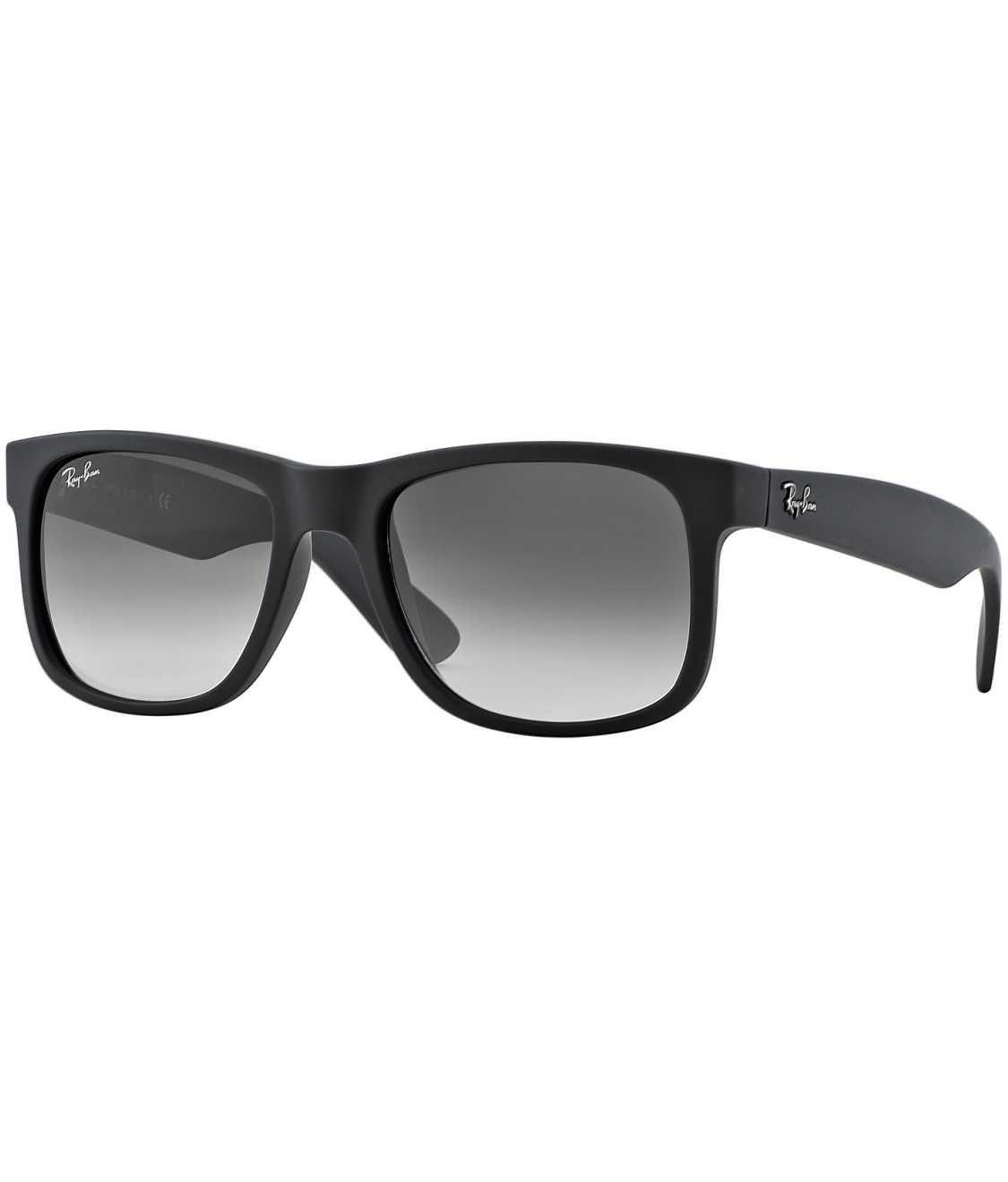 329dc5635f Ray-Ban® Justin Sunglasses - Men s Accessories in Black Gradient ...