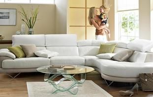 Cosmo Left Arm Facing Corner Sofa Cosmo Showroom Corner Sofa Design