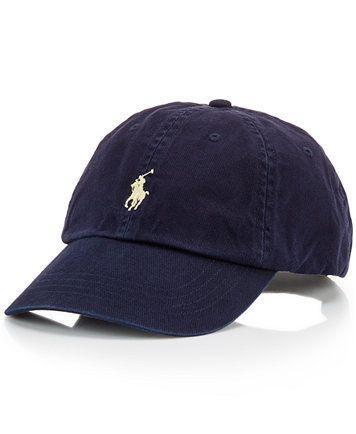 58c716d68cc Polo Ralph Lauren Core Classic Sport Cap