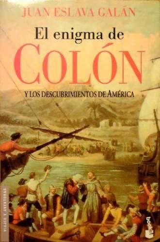Título: El enigma de Colón y los descubrimientos de