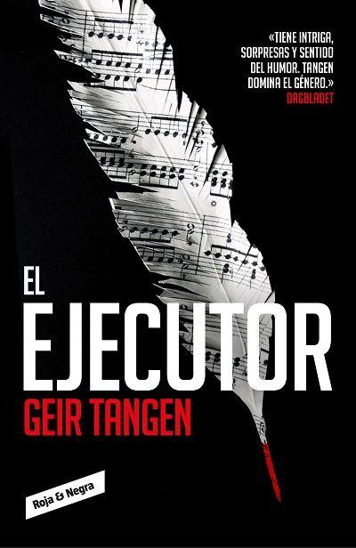 15 El Ejecutor Geir Tangen El Ejecutor Libros Libros Para Leer