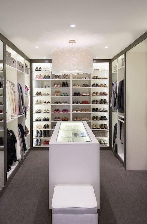 Como Organizar Un Vestidor Mas Closets Pinterest Como - Como-organizar-un-vestidor