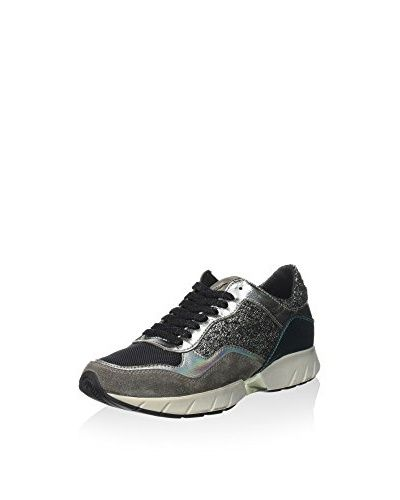 Crime London Sneaker 25160A15  [Grigio/Argento]