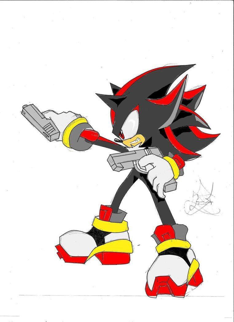 Shadow the Hedgehog with sword | deviantART: More Like ...