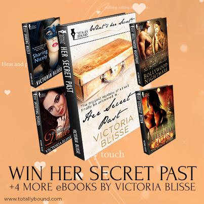 Release Day - Her Secret Past (Stop by her web site and check it out)
