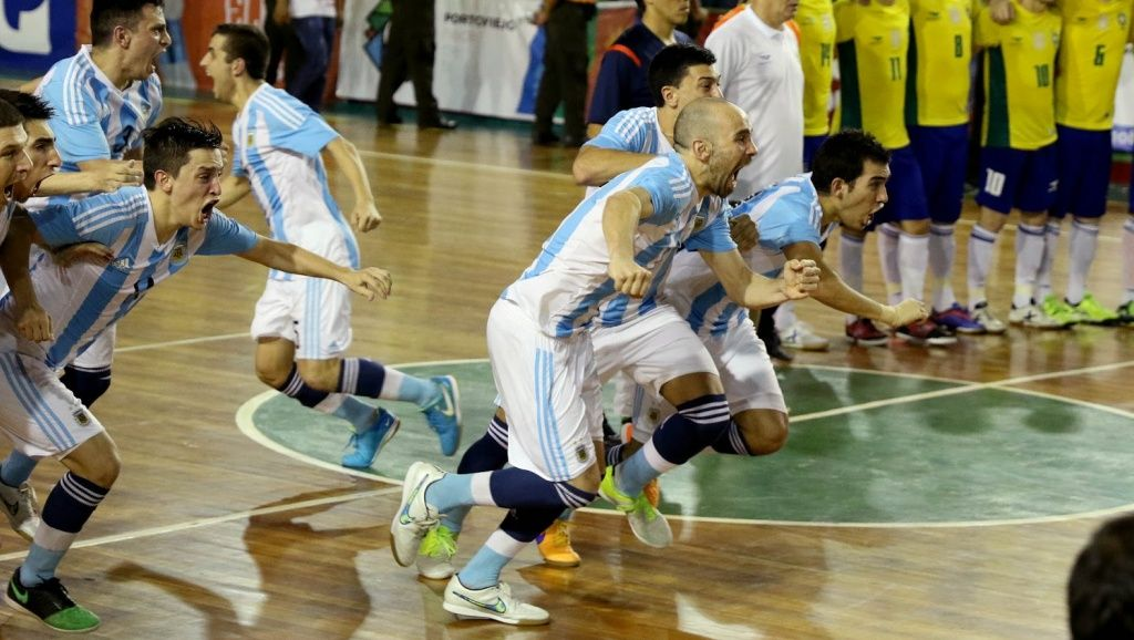 El seleccionado argentino de futsal va por la Copa del Mundo - Diario Hoy (Argentina)