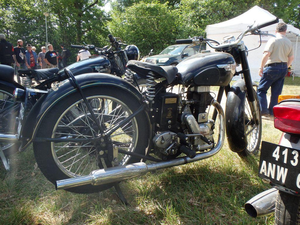 Royal Enfield Model S 1951 250cc Ohv Royal Enfield Enfield 250cc