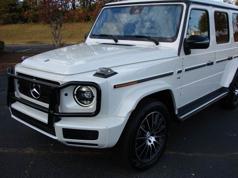 Used Mercedes Benz G Class For Sale Cartersville Ga Cargurus Mercedes Benz G Class G Class Used Mercedes