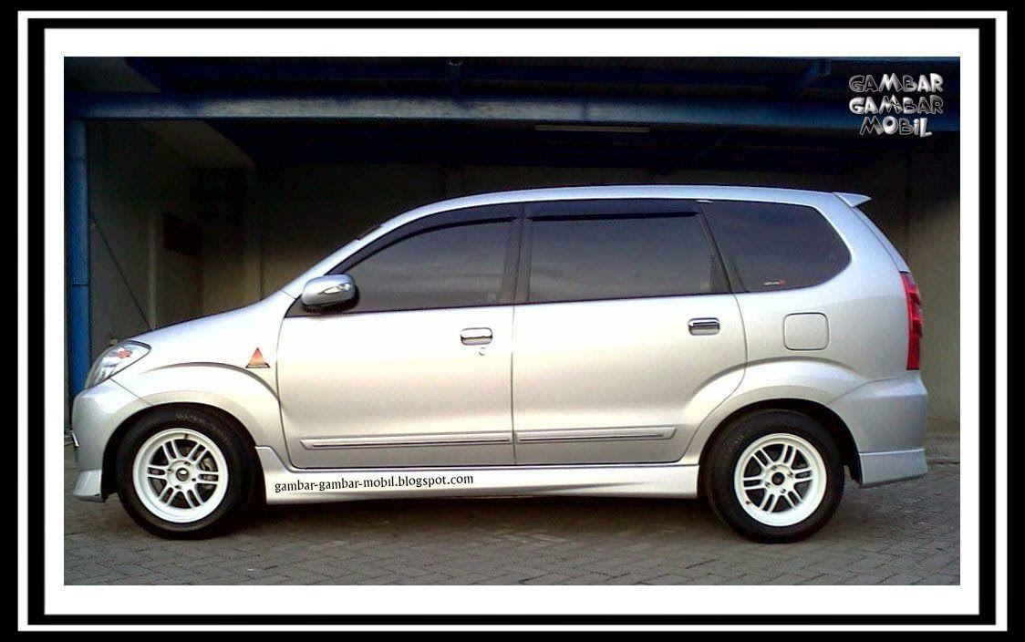 Gambar Mobil Avanza 2014 Gambar Gambar Mobil Mobil Modifikasi Mobil Toyota
