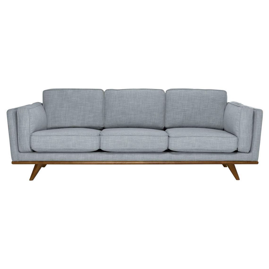 Dahlia 3 Seat Fabric Sofa Fabric Sofa Elegant Sofa Sofa Couch Bed