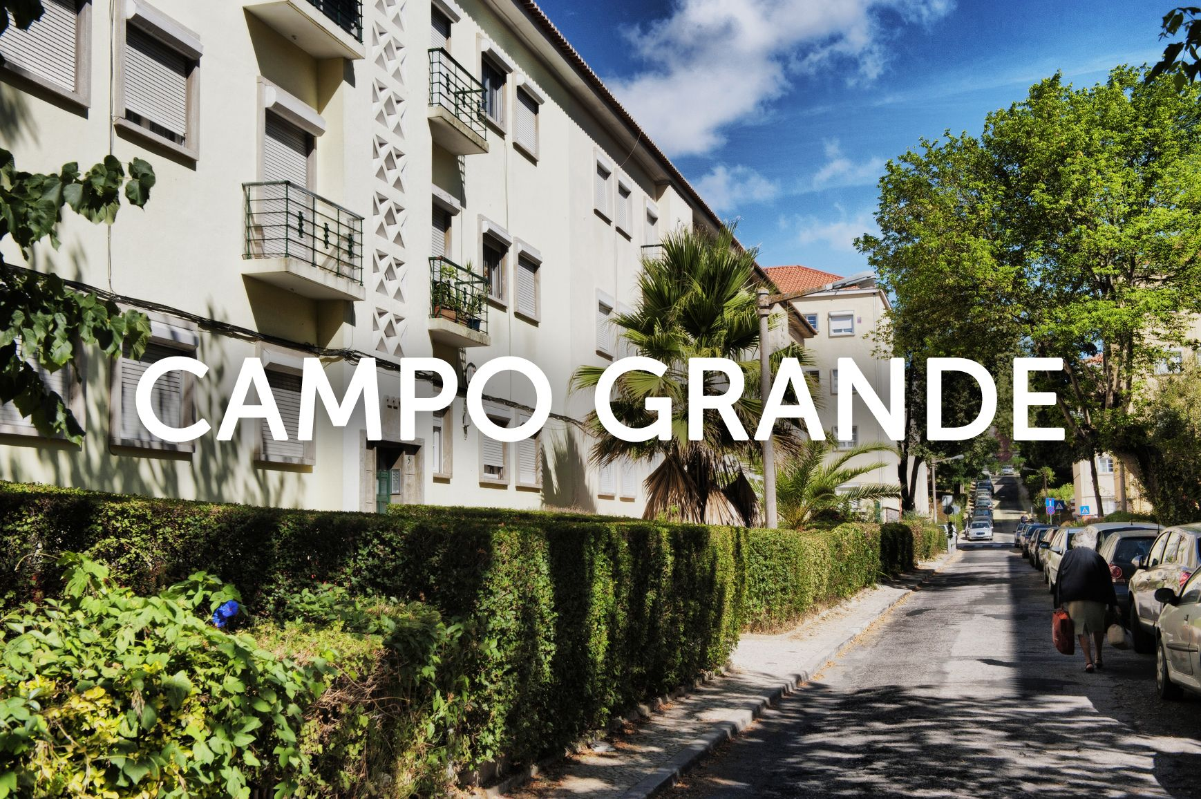 Home Hunting Lisboa - Campo Grande #HomeHunting #CampoGrande