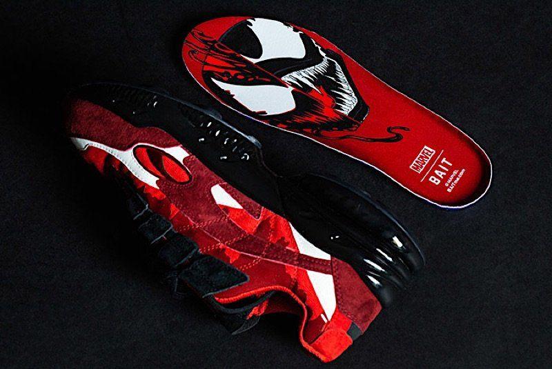 BAIT x MARVEL x Puma Cell Venom   Sneakers, Designer