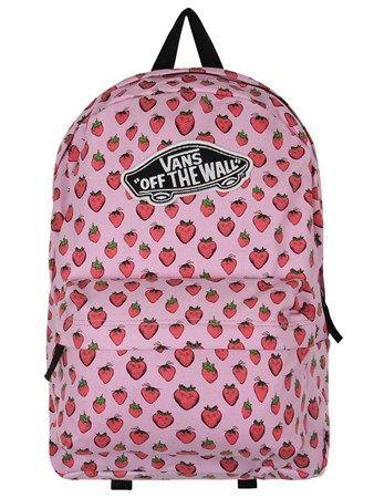856e60fcf05ec Buy Vans Strawberries Realm Backpack