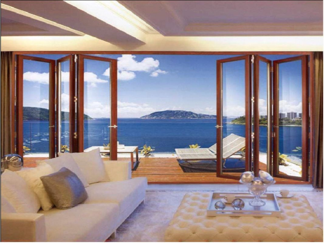 Big glass patio doors | ... Patio Sliding Door, Wood Bi Fold ...