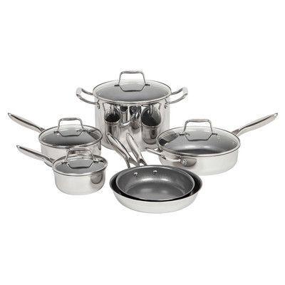 Usa pans 6 piece bakeware set