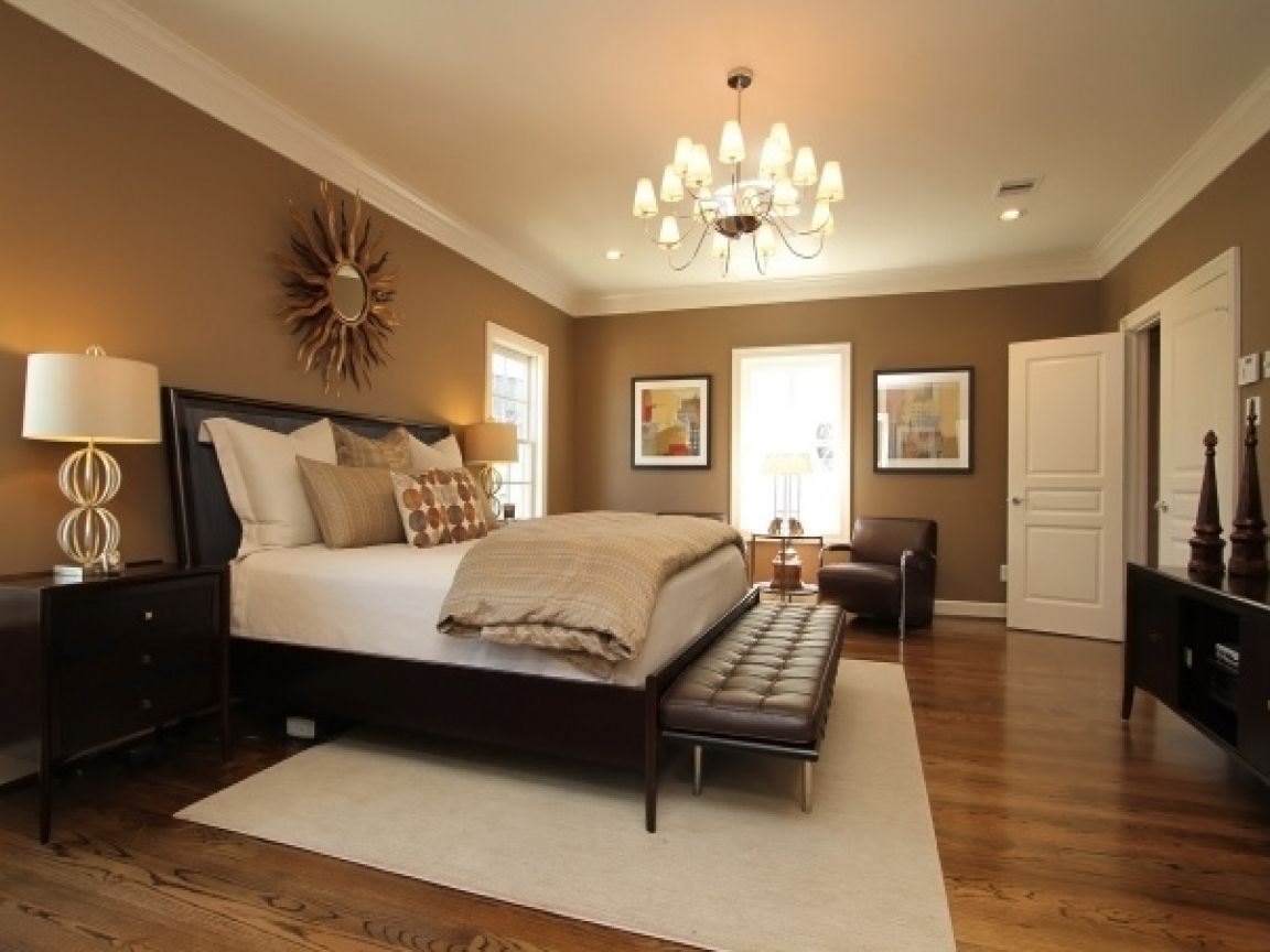 warm master bedroom paint colors in 2020 | Relaxing master ...