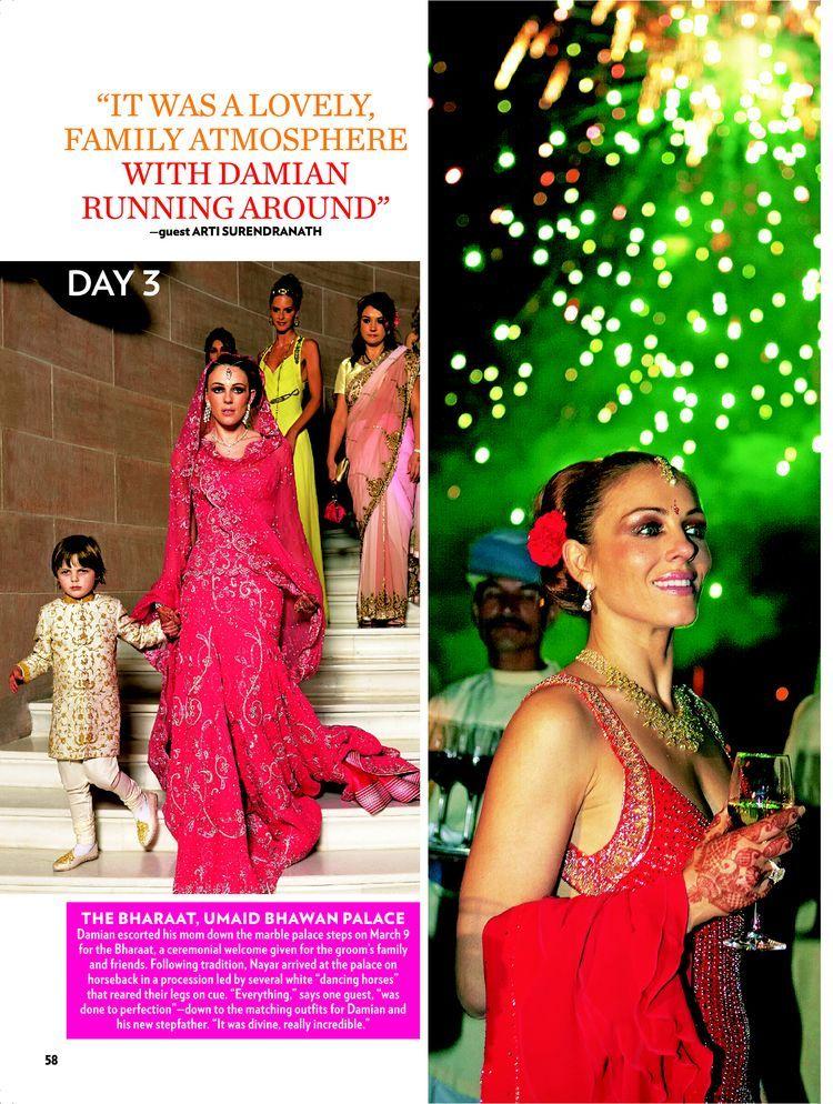 Elizabeth Hurley S Wedding Album Indian Wedding Fashion Indian Wedding Deco Indian Bridal