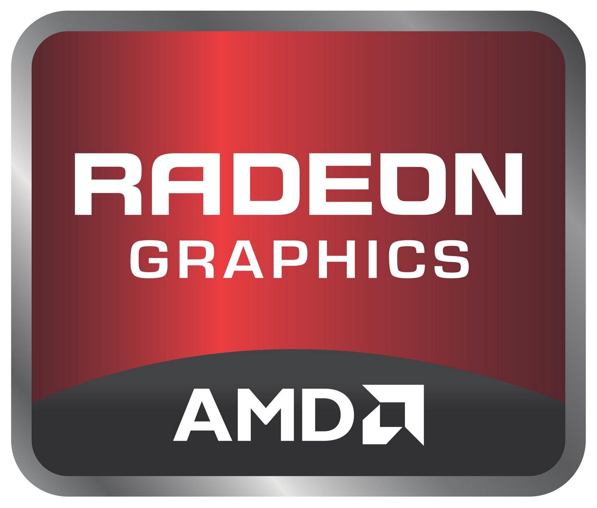 AMD Radeon Graphics Logo Download Vector Graphic card