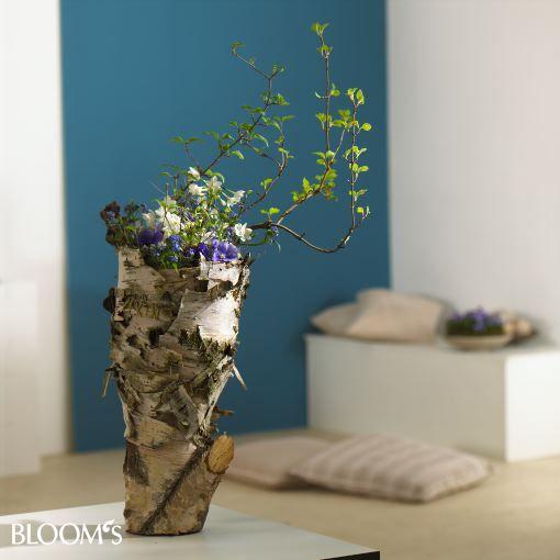 birkenstamm deko pinterest birkenstamm birken und. Black Bedroom Furniture Sets. Home Design Ideas