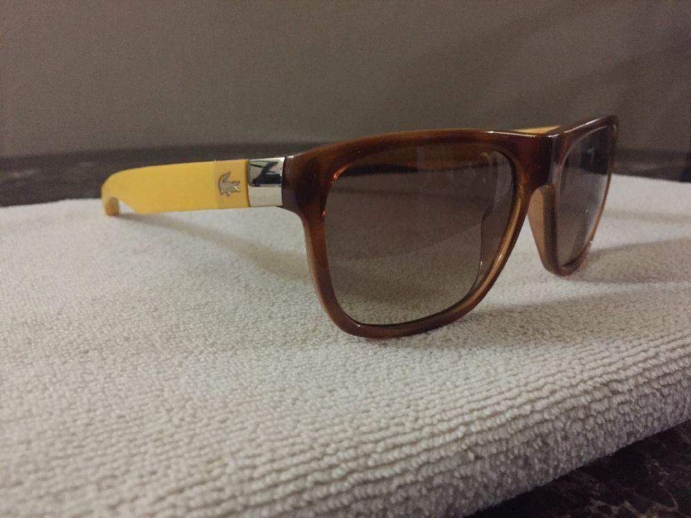 cf88e4c6e56 Rare Lacoste Sunglasses Unisex (Magnetic Tips)  fashion  clothing  shoes   accessories  womensaccessories  sunglassessunglassesaccessories (ebay link)