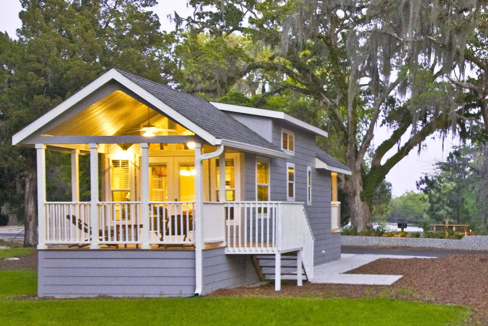 Experience the country in style with our park model rvs