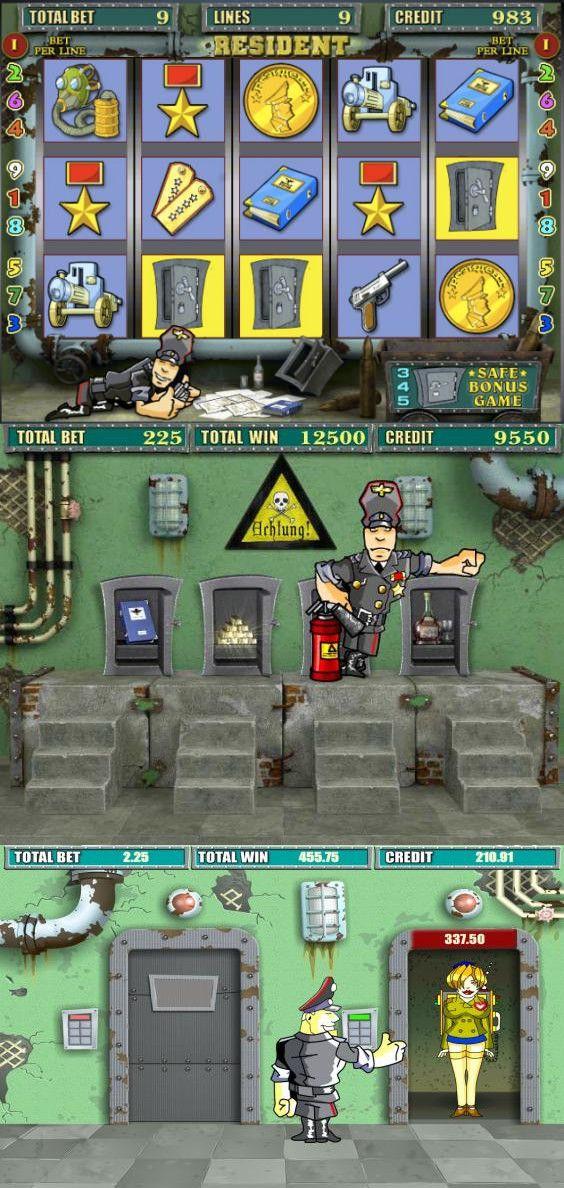 Игровые автоматы резидент частый выйгрыш адреса игровые автоматы спб