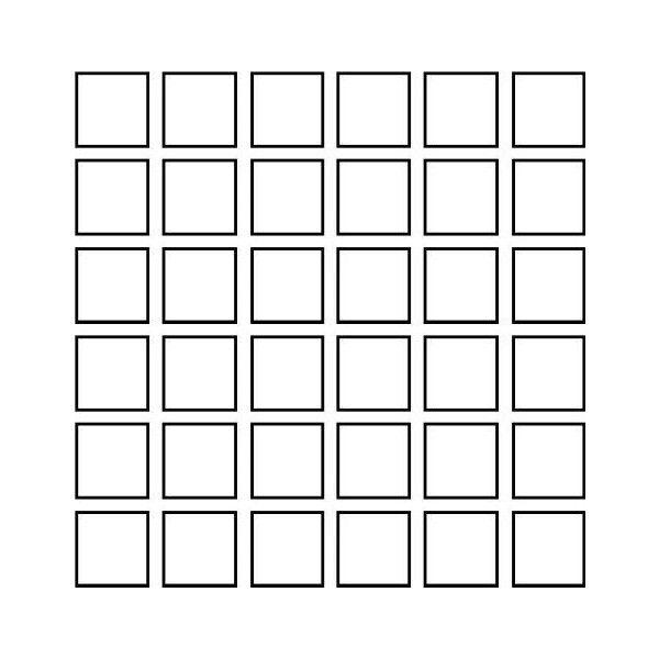 6x6 Square Grid By мяѕᴊоᴎаѕx яєqυєѕτѕаяєорєи Plz Use
