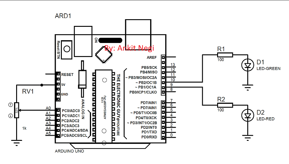 Arduino PWM Signal Generator | Electronic DIY Circuit