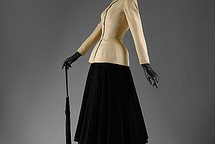 """The New Look""Christian Dior, 1947The Metropolitan Museum of..."