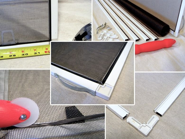 Mobile Home Window Screen Replacement Window Screen Replacement Window Screens Diy Window Screen