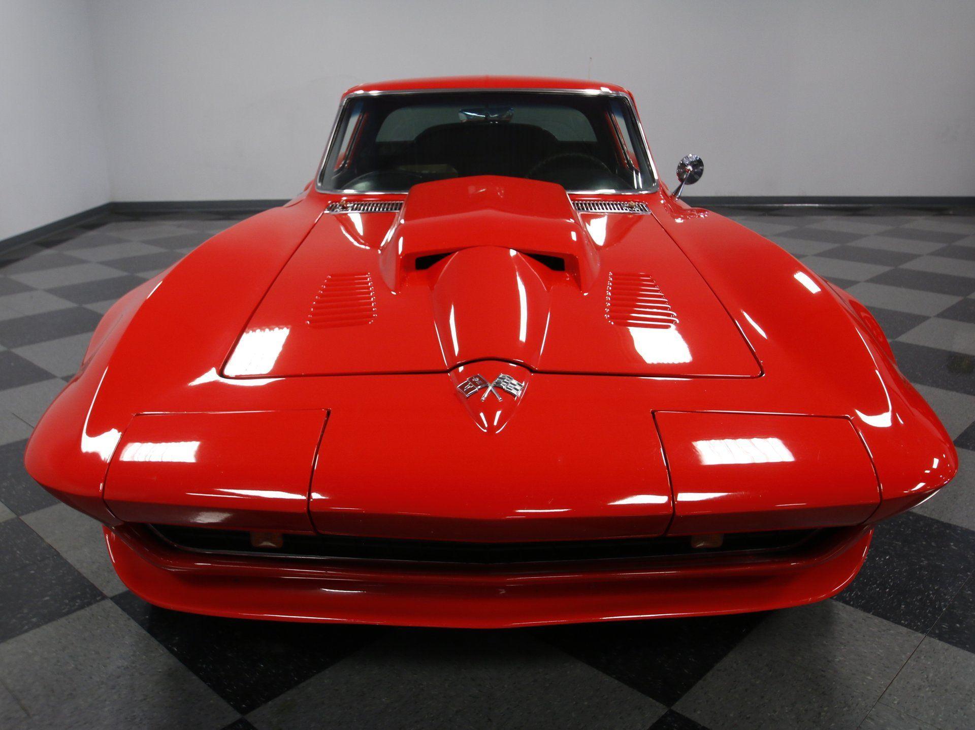 1966 Chevrolet Corvette | Streetside Classics – The Nation's Trusted Classic…
