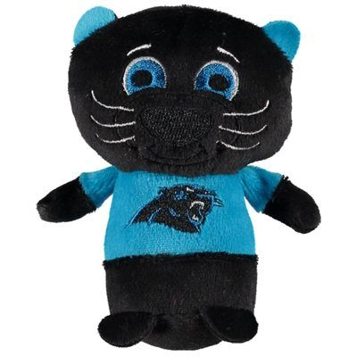 15697a752 Carolina Panthers Mascot Teamie Beanies