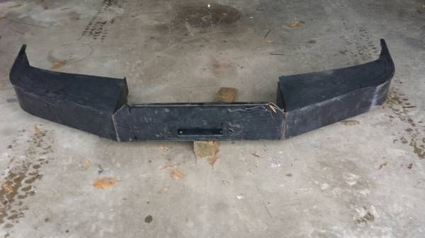 Kit Cars To Build Yourself In Usa: WARN WINCH BUMPER. Chevy Or Ford