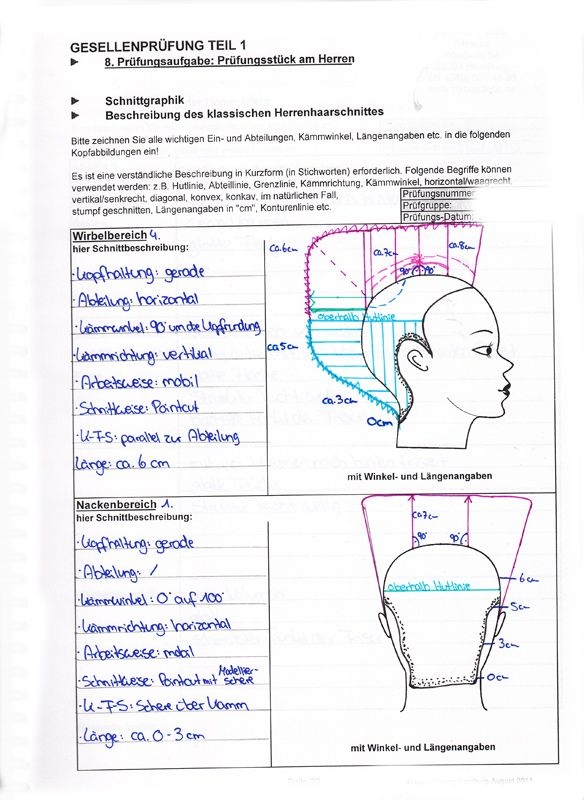 Cnc Fachkraft Muster Dokumentation Deckblatt