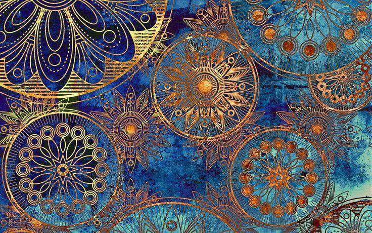 nice pattern wallpaper boho - photo #8
