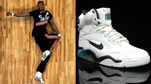 nike air force 5 hi david robinson
