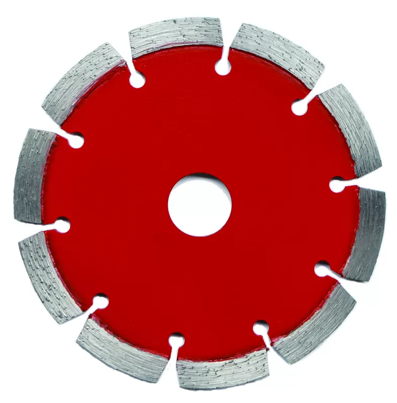 Red Color Longlife Laser Welded Saw Blade For Concrete Block Gp Saw Blade Saw Blade Laser Welding Circular Saw Blades