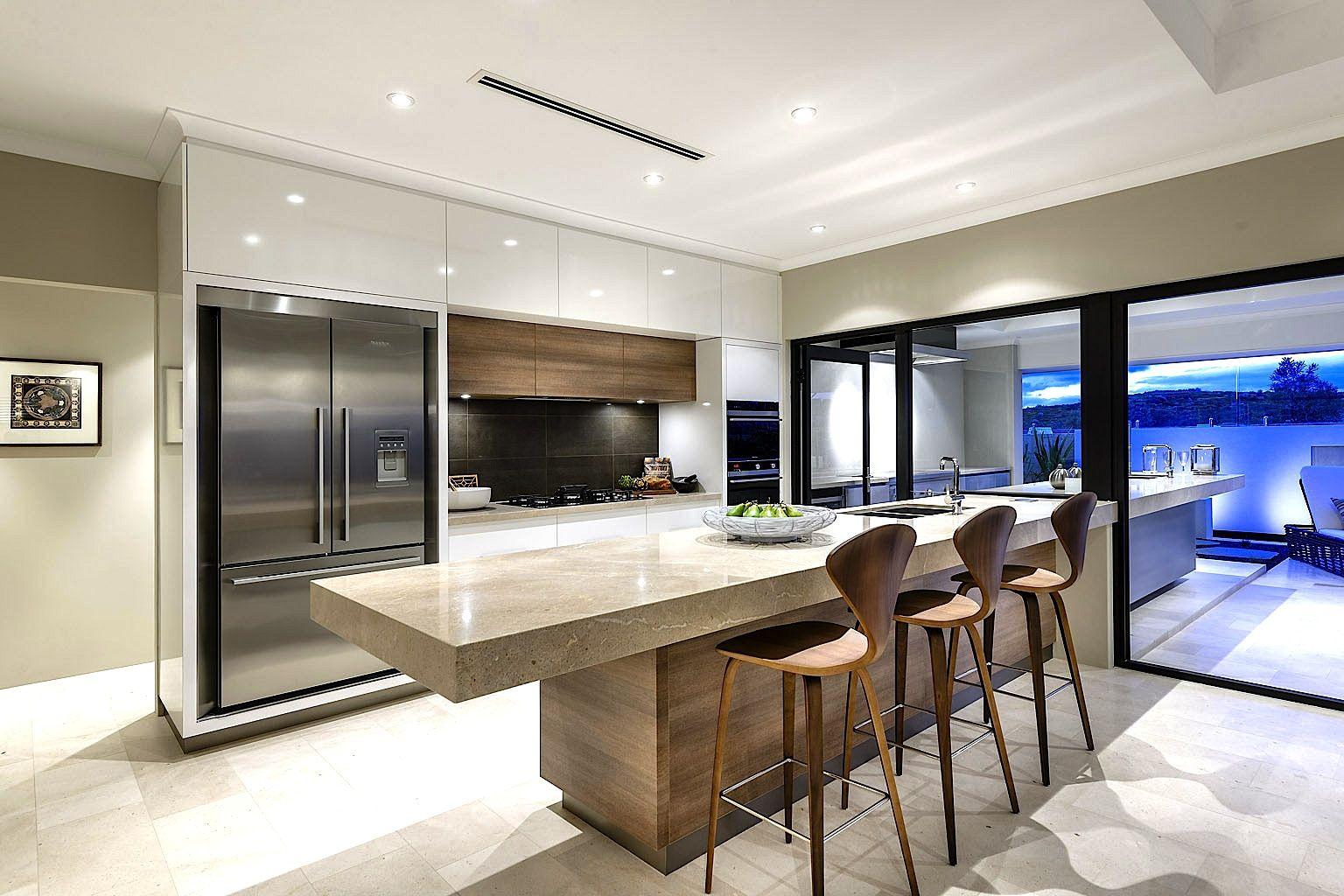 Beautiful Modern Kitchen Cocina De Ensueno Interior De Cocina Diseno De Cocina