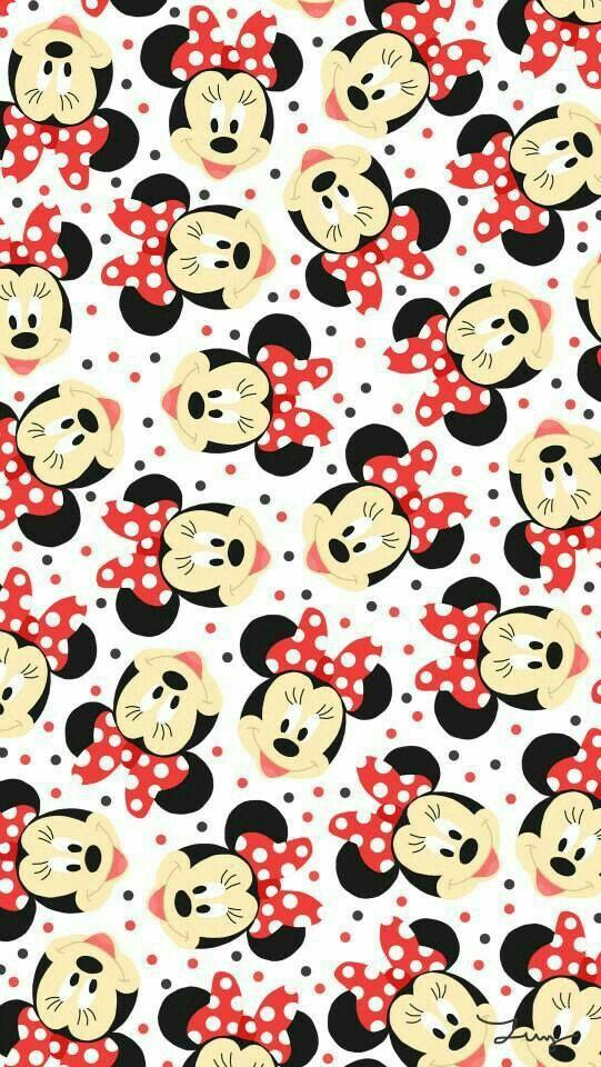 Disney Backgrounds Are Awesome Fond D Ecran Telephone Dessins Disney Faciles Decoration Anniversaire Minnie